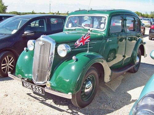 22 Wolseley Ten (1939-48)
