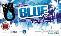 Blue Party - Ghoa Club