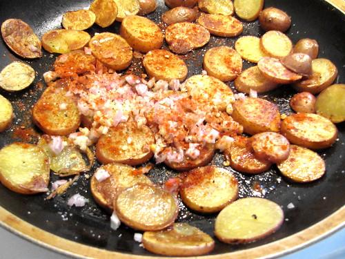 Bitchin' Kitchen's Home Fries