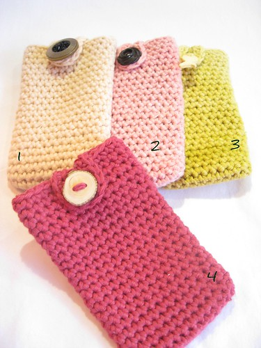 phone cozy :))) by rosaechocolat