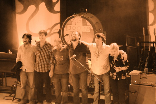 Drive-By Truckers sepia