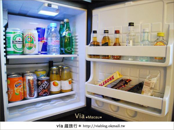 【澳門住宿】澳門威尼斯人酒店~享受奢華的住宿風格!24