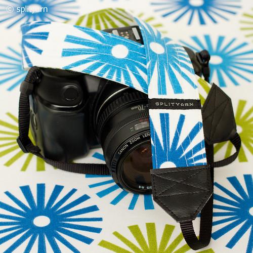 fireworks camera strap
