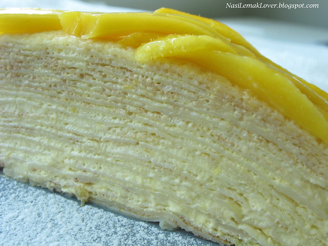 Mango Mille Crepe