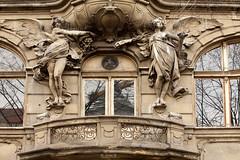 balcony (jandudas) Tags: canon czech prague capital eu prag praha praga tschechien bohemia praag checa centraleurope tsjechi ceca esko tchquie   eos5dmarkii