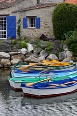 Port des Salines, le d'Olron, Charente Maritime, France, 2009 (Photox0906) Tags: ocea