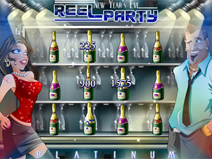 free Reel Party Platinum slot bonus feature 1