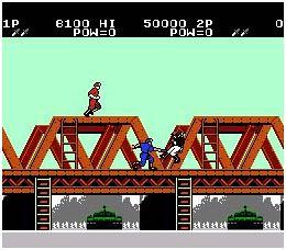 Rush'N Attack: classic