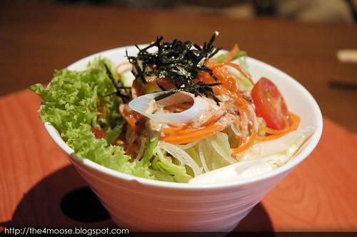 Tajimaya - Wafu Salad