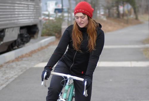 First Spring Ride, Bianchi