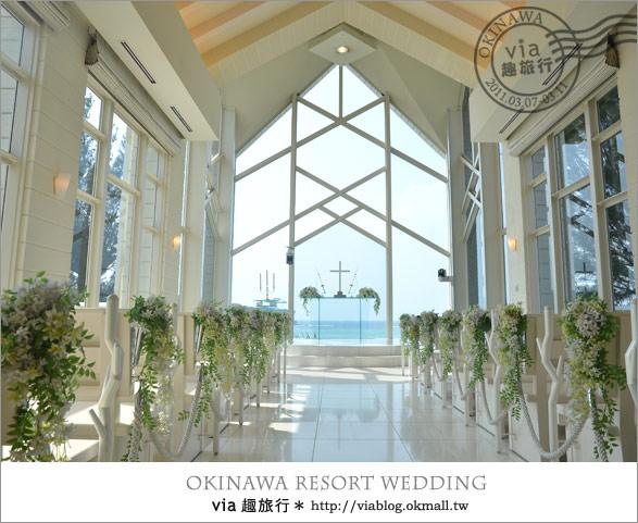【沖繩教堂】沖繩美麗教堂之旅~Aquagrace、Aqualuce、Coralvita教堂25