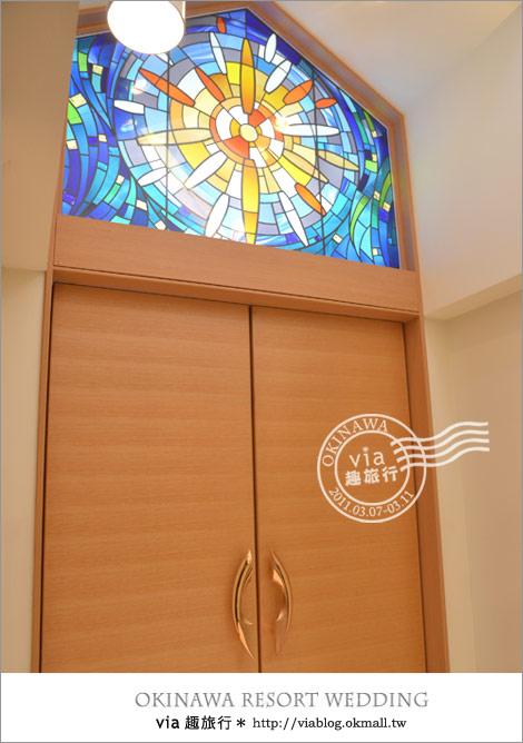 【沖繩教堂】沖繩美麗教堂之旅~Aquagrace、Aqualuce、Coralvita教堂24
