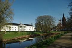 Peter-Friedrich-Ludwig Hospital (PFL) (perspective-OL) Tags: oldenburg frhling niedersachsen pfl wildenloh