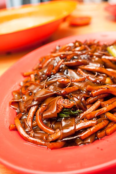 Charcoal Fried Hokkien Mee