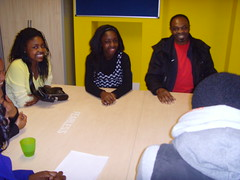 Mentoring and education - Fight for Peace, North Woolwich (bbcworldservice) Tags: world great bbc service olympics expectations 2012 hackneyeastlondon