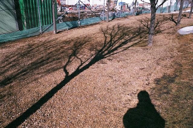 加拿大遊學日記17 (Nikon FE2 + Nikkor ai 28mm F3.5))