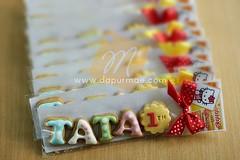 Alfabet Cookies ' TATA'