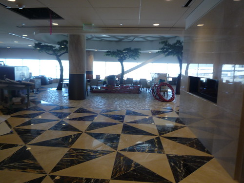 Admirals Club Entry 2