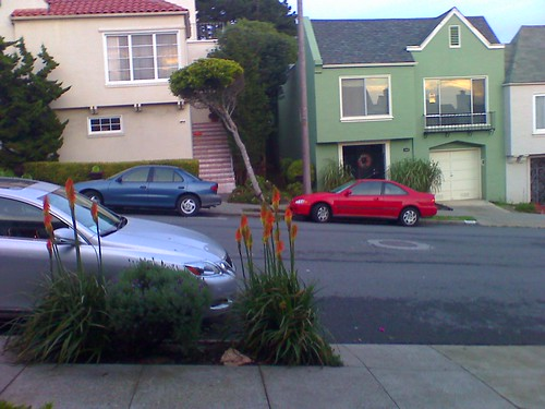 My Neighbors Are Parking Hogs (2)
