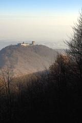 Castle on a hill (NNO) Tags: canon eos croatia zagreb sljeme digitalphotography bluecity bearcity medvednica sleme medvedgrad 450d medievalfortress nenaddruzic gradpodnosljemena cityundermountainofsljeme nenadndrui
