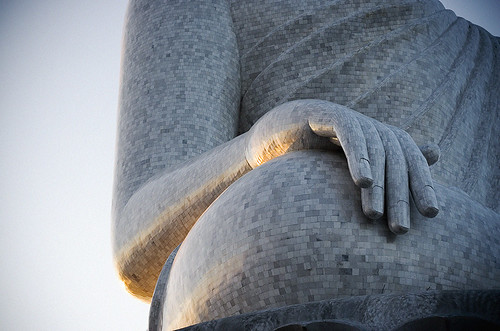 Phuket Big Buddha at Sunset