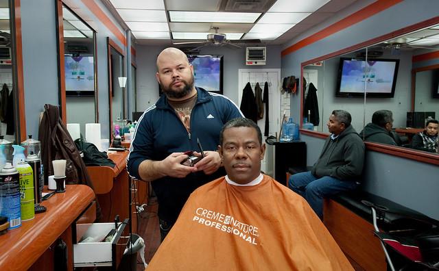 Brooklyn's Finest Barber Shop: Bushwick Brooklyn