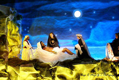 Velaciòn de Jesùs Infantil del Templo de la Escuela de Cristo