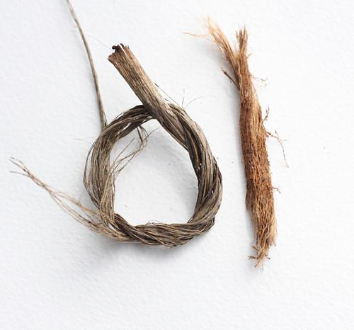 found fiber