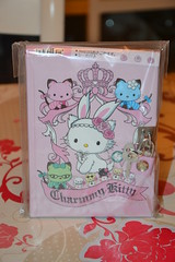 Diary Charmmy Kitty and Sugar collection Lapine (Girly Toys) Tags: charmmy kitty sugar sanrio chat cat collection diary lapine bunny rabbit lapin journal intime missliliedolly miss lilie dolly aurelmistinguette girly toys collectible girlytoys