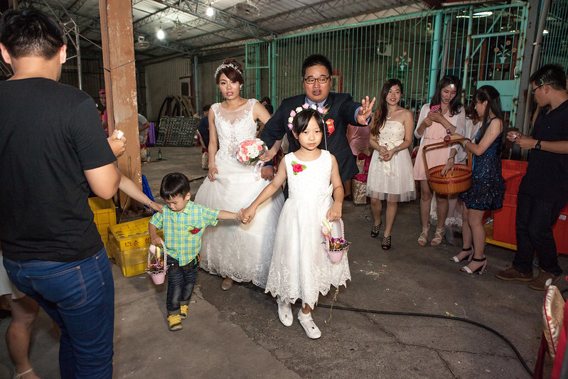 孟峰&梵齡 婚禮紀實-302