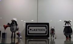PLASTEES (vivian88137) Tags: ttf ttf2016 2016 arttoy plastees juhm xblankx