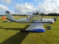 G-CFLL EV-97 Eurostar (c/n 315-14825) Popham (andrewt242) Tags: gcfll ev97 eurostar cn 31514825 popham