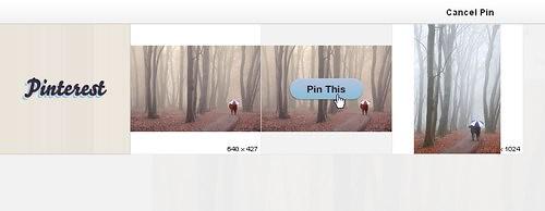 Pinterest5 dodawanie przez skryptoz