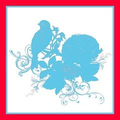 Bluebird-in-nest