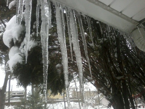 Icy Icicles
