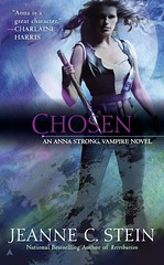August 31st 2010 by Ace (first published July 29th 2010)   Chosen (Anna Strong Chronicles #6) by Jeanne C. Stein