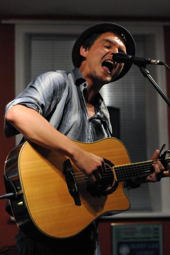 Sean Taylor -live