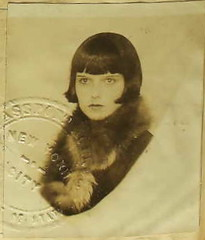Louise Brooks 1924 (puzzlemaster) Tags: lulu dancer hollywood actress ziegfeld passportphoto pandorasbox silentfilms denishawn