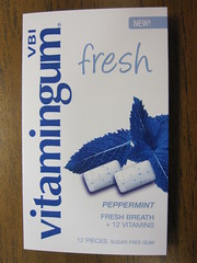 Vitamingum Peppermint