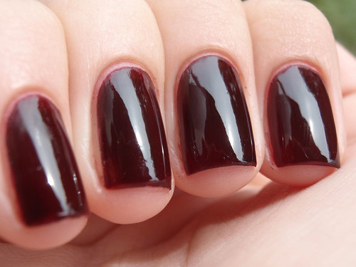 Barry M Red Black