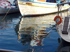 Fishing boat (Tilemahos Efthimiadis) Tags: sea reflection water boats boat wooden fishing colorful secondchance harbour hellas athens greece 100views fishingboat 50views mikrolimano faliro ελλάδα θάλασσα λιμάνι νερό piraues superhearts platinumheartaward αντανάκλαση πειραιάσ σκάφοσ ξύλινο μικρολίμανο ψαράδικο address:city=athens address:country=greece