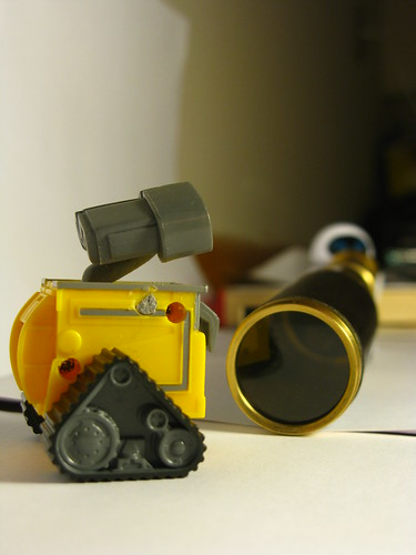 Focus on Wall-E