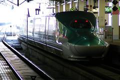 #06 E5 hayabusa@omiya (yui.kubo) Tags: japan saitama shinkansen omiya