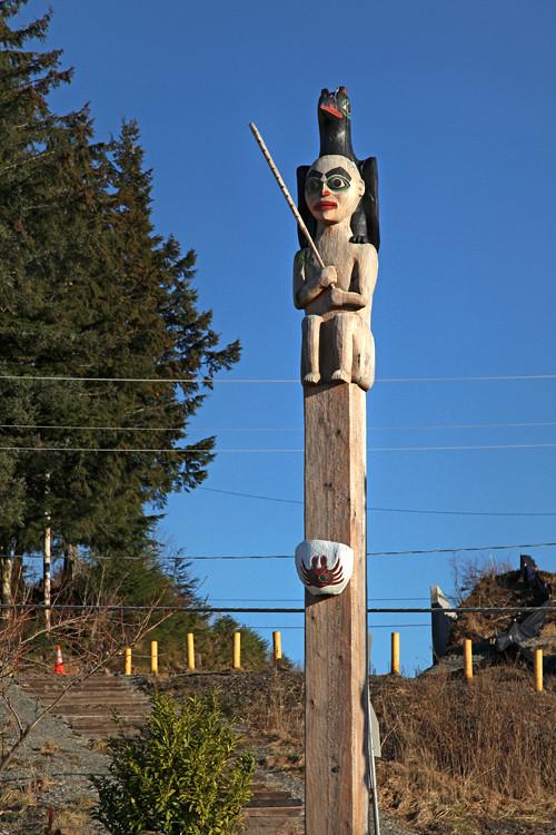 Klawock Totem Park, Klawock, Alaska