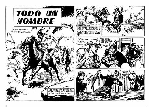 035-Hazañas del Oeste-Edicion Colecionistas-Vo1- nº1-pagina1