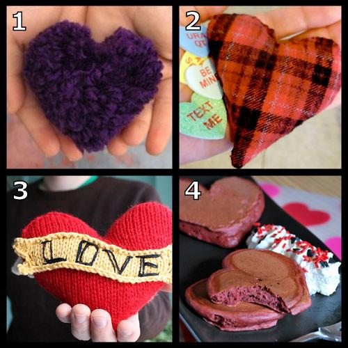 hearts - valentine roundup