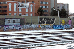 DSC_0346 v2 (collations) Tags: toronto ontario graffiti documentary motel snore sever spud osker establishingshots spud1 graffitiinsitu contextshots
