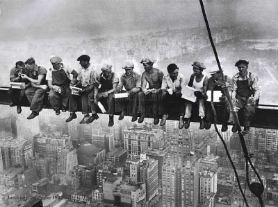 LEGO Photo Spoofs by Mike Stimpson