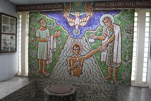 Inside Church of the Angry Christ - 8 (Baptism)