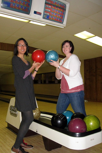 Bowling Cohabitants